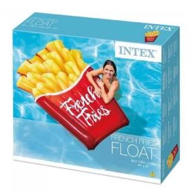 Intex Φουσκωτό Στρώμα Θαλάσσης French Fries 58775