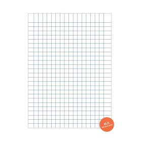 Salko Paper Τετράδιο Καρέ Πράσινο 50 Φύλλων 5125